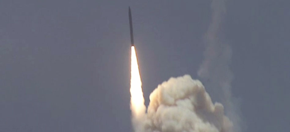 United States' missile defense tested, ready  (Video)
